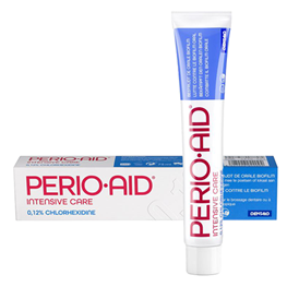 Dentaid, Perioaid intensive care, 0,12%CHX, Gel, 75 ml