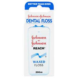 Johnson & Johnson, Reach, Vokset, Tandtråd, 200m