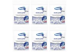Oral-B Glide,Gum Care, tandtråd, 30stk - 6 poser. STORKØB. SPAR 10% / FRI FRAGT