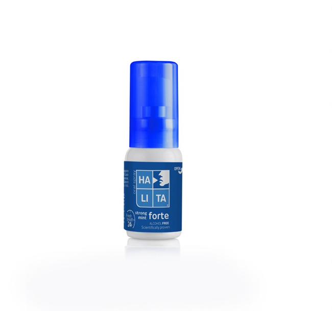 Dentaid, Halita, spray, forte, 15 ml