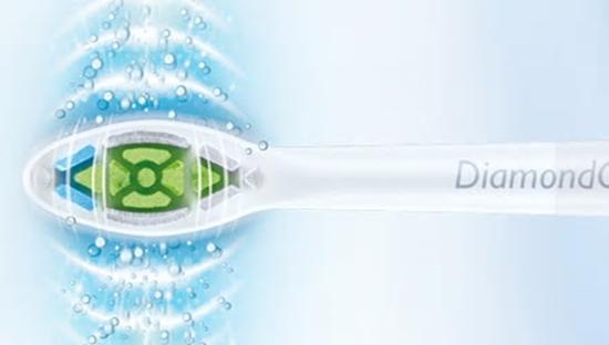 Philips, el-tandbørste, Protective Clean, turkis, 1 stk. GRATIS FRAGT
