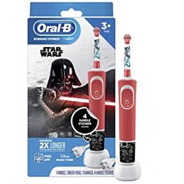 Oral-B, el-tandbørste, Vitality Kids, Star Wars