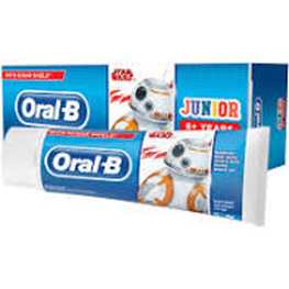 Oral-B, tandpasta, Stages, Star Wars, 75 ml