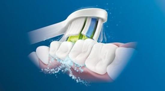 Philips, børstehoved, Optimal Gum Health HX9034/10, G2, Hvid, 4 stk