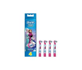 Oral-B, el-børstehoved, StagesPower, Frozen, 4 stk