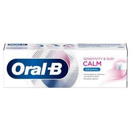 Oral-B, tandpasta, Sensitive & Gum Calm, 75 ml