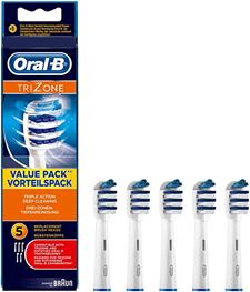 Oral-B, el-børstehoved, TriZone, 5 stk