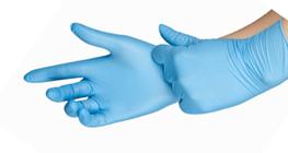 AAG, Nitril, handsker, 100 stk