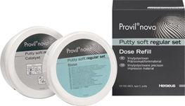 Provil Novo, putty, soft, regular