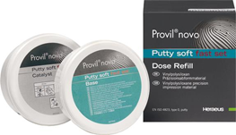 Provil Novo, putty, soft, fast