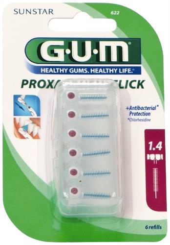 GUM Proxa, CLICK, iso 4 , 1.4 mm