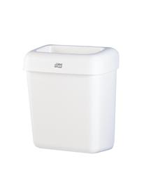 Tork, B2, affaldsbeholder, hvid, 20 L