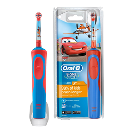 Oral-B, el-tandbørste, Vitality Kids, Cars/Frozen