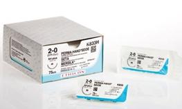 Silke sutur, FS-2, 5-0, 36 stk, Ref. 682H