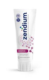 Zendium, tandpasta, Sensitive, 75 ml