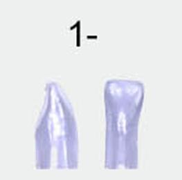 RH, krone refill, 1-, 10 stk