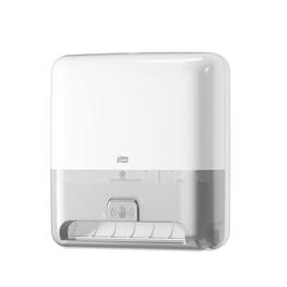 Forbrugsaftale: Tork Matic, H1, håndklædeark dispenser, med Intuitions™ sensor, til ruller, hvid
