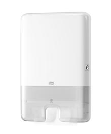 Forbrugsaftale: Tork Xpress, H2,håndklædearkdispenser, multifold, hvid