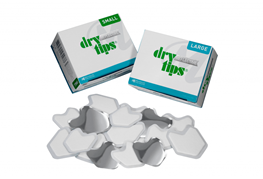 Microbrush, Reflective Drytips, 50 stk