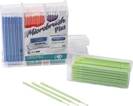 Microbrush, plus, regular, 4x100 stk