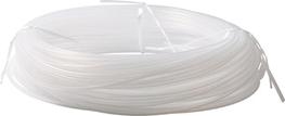 Orsing, adapterslange, hvid, 100 meter
