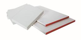 Monoart, blandeblok, lamineret, 12x19 cm, 1 stk