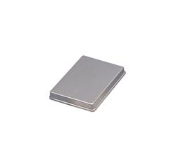 Directa, kassette, aluminium, låg, mini, 1 stk