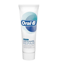 Oral-B, tandpasta, Gum & Enamel Repair, 75 ml