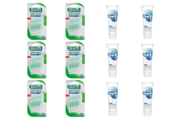 Oral-B Gum & Enamel/Soft-Picks, Advanced, Medium-6stk - SPAR 20%