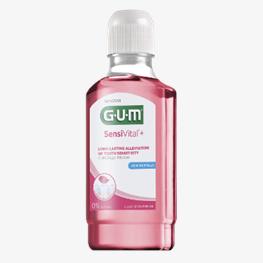 GUM sensivital+, mundskyl, 500 ml